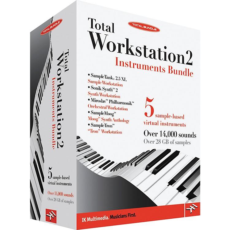 IK MultimediaTotal Workstation 2