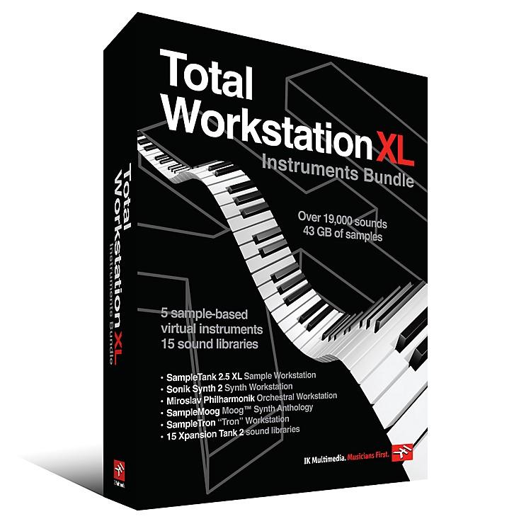 IK MultimediaTotal Workstation XL