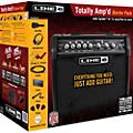 Line 6 Totally Amp'd Spider IV 15 Guitar Amp Starter Pack  Thumbnail