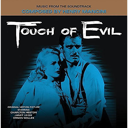 Alliance Touch of Evil (Original Soundtrack)