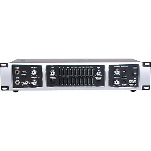 peavey tour 450 bass amp head musician 39 s friend. Black Bedroom Furniture Sets. Home Design Ideas