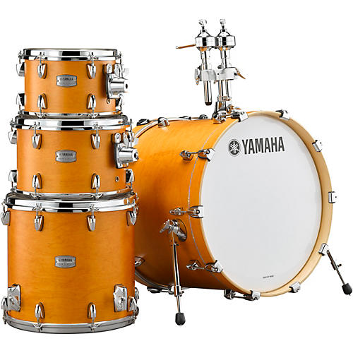Yamaha Tour Custom Maple 4-Piece Shell Pack with 20 in. Bass Drum-thumbnail