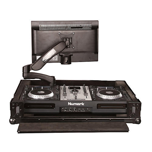 Gator Tour Style DJ Case for Mixdeck with Arm