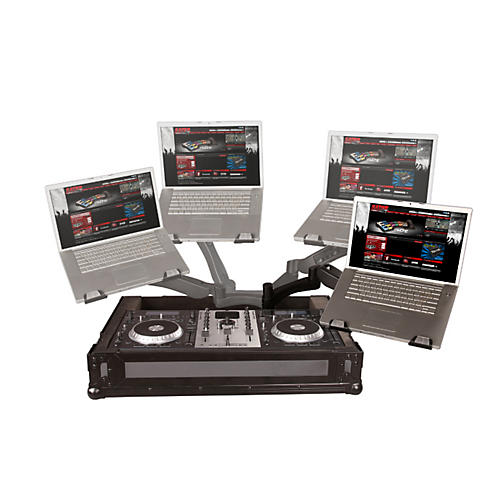 Gator Tour Style DJ Case for VMS4 with Arm