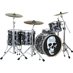taye drums tourpro skulls 24 bass drum and 18 floor tom musician 39 s friend. Black Bedroom Furniture Sets. Home Design Ideas