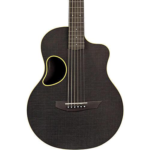 Kevin Michael Carbon Fiber Guitars Touring Carbon Fiber Acoustic-Electric Guitar-thumbnail