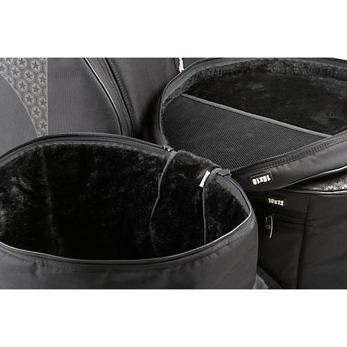 Road Runner Touring Drum Bag Black 14x14