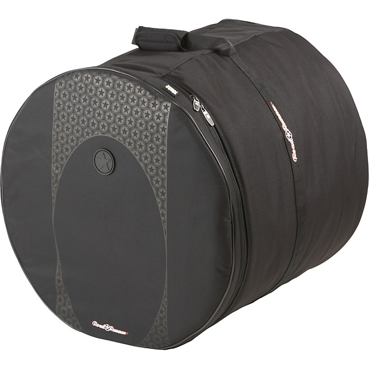 Road Runner Touring Drum Bag Black 18x22