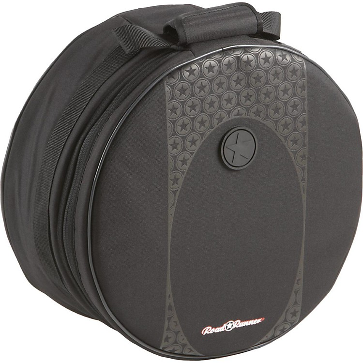 Road RunnerTouring Drum BagBlack6.5x14