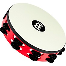 Meinl Touring Synthetic Head Wood Tambourine Two Rows