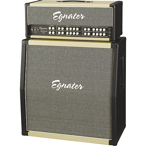 Egnater Tourmaster 4100 Guitar Amp Head and Tourmaster 412A 280W ...