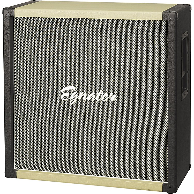 Egnater Tourmaster Series 412A or 412B 280W 4x12 Guitar Speaker Cabinet Black/Beige Straight