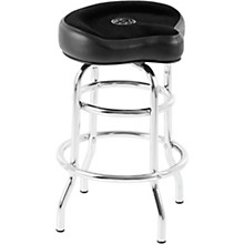 ROC-N-SOC Tower Saddle Seat Stool Black Short