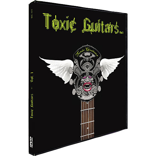 Best Service Toxic Guitars Vol. 1 Sample Collection DVD-thumbnail