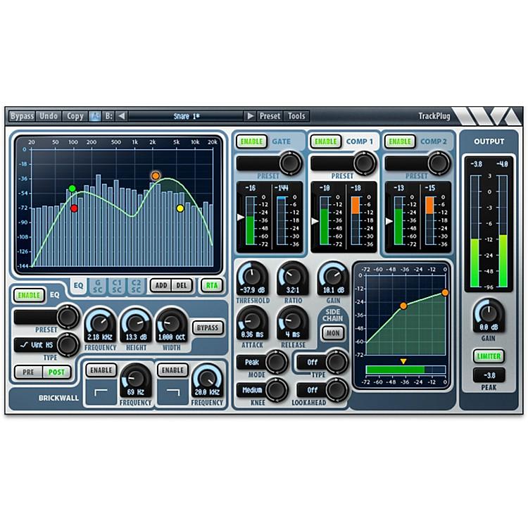 Wave ArtsTrackPlug - AAX DSP