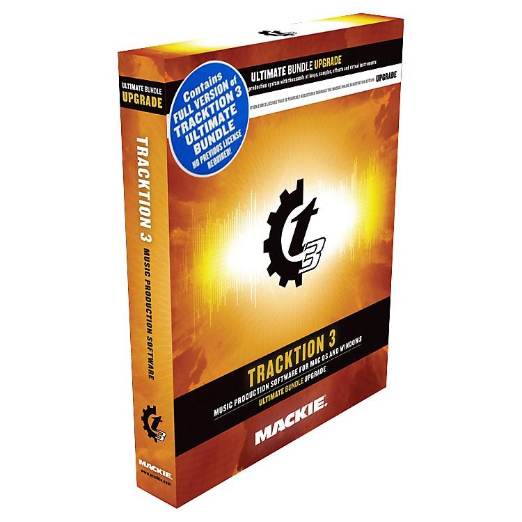 MackieTracktion 3 Ultimate Bundle