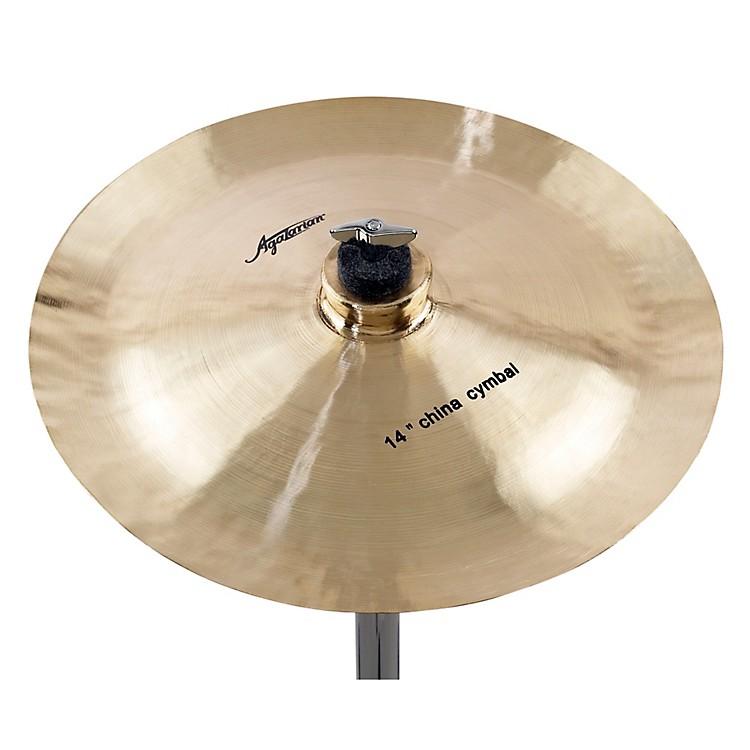 AgazarianTrad China Cymbal14 Inch