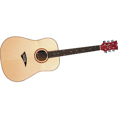 Dean Tradition Exotic Quilted Ash Acoustic Guitar-thumbnail