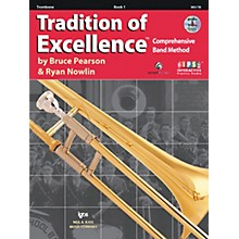 KJOS Tradition Of Excellence Book 1 for Trombone