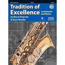 KJOS Tradition Of Excellence Book 2 for Alto Sax