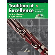 KJOS Tradition of Excellence Book 3 Bassoon