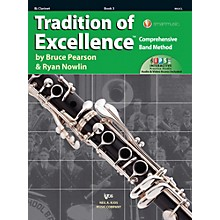 KJOS Tradition of Excellence Book 3 Clarinet