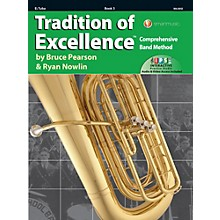 KJOS Tradition of Excellence Book 3 Eb Tuba