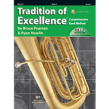 KJOS Tradition of Excellence Book 3 Tuba TC