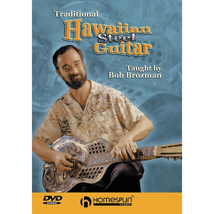 Homespun Traditional Hawaiian Guitar (DVD)