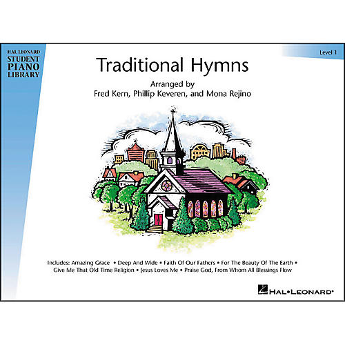 Hal Leonard Traditional Hymns Level 1 Hal Leonard Student Piano Library-thumbnail