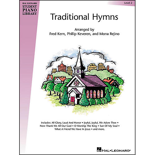 Hal Leonard Traditional Hymns Level 2 Hal Leonard Student Piano Library-thumbnail