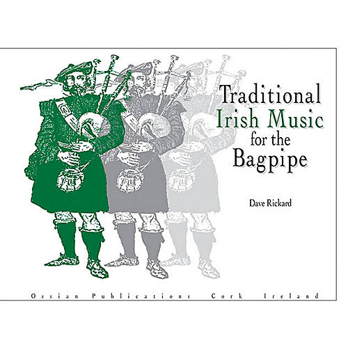 Music Sales Traditional Irish Music for the Bagpipe Music Sales America Series-thumbnail