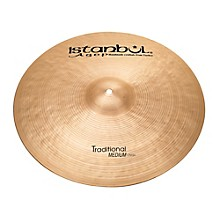 Istanbul Agop Traditional Medium Crash