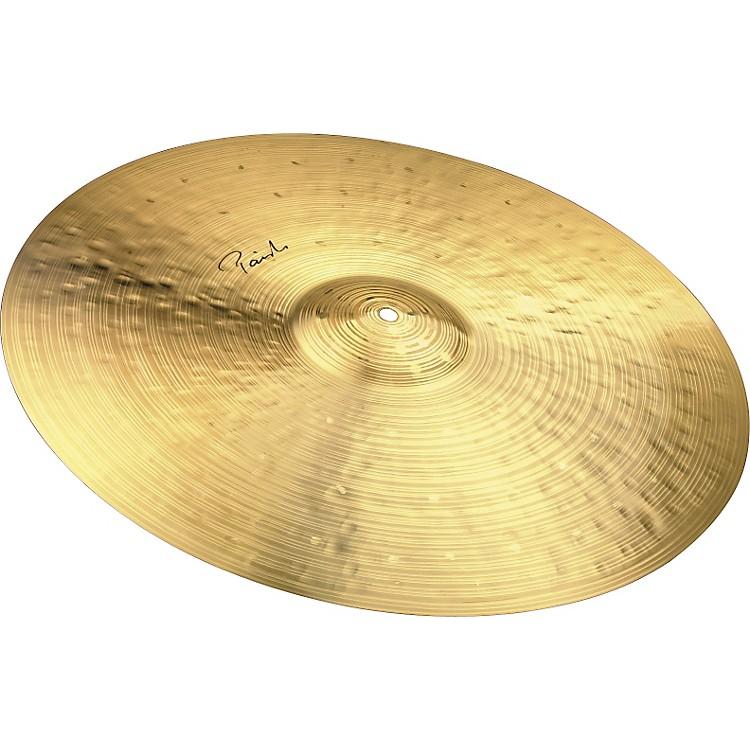 PaisteTraditional Medium Heavy Ride Cymbal