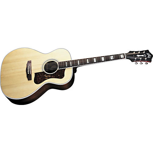 Guild Traditional Series F47R Grand Orchestra Acoustic-Electric Guitar with D-TAR