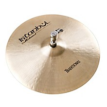 Istanbul Mehmet Traditional Series Hi-Hat Medium 14 in.
