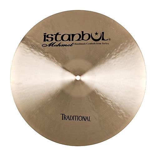 Istanbul Mehmet Traditional Series Thin Crash
