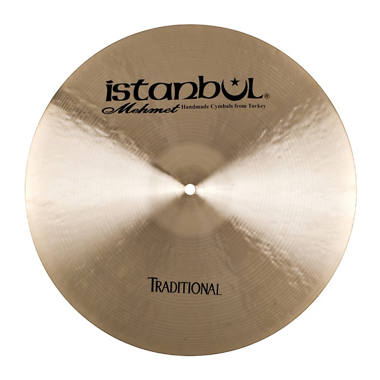 Istanbul Mehmet Traditional Series Thin Crash 18 Inch