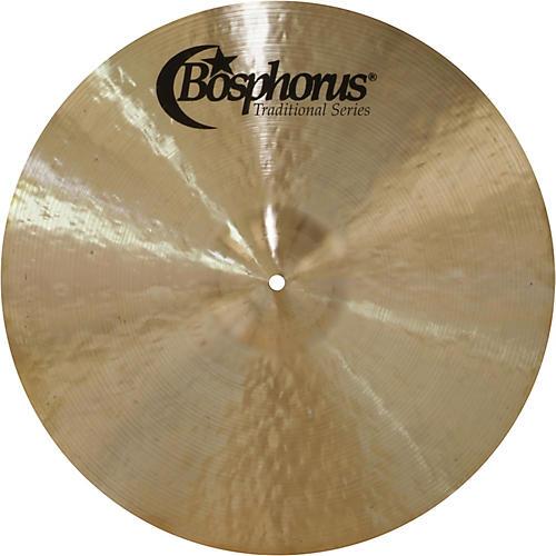 Bosphorus Cymbals Traditional Series Thin Crash Cymbal