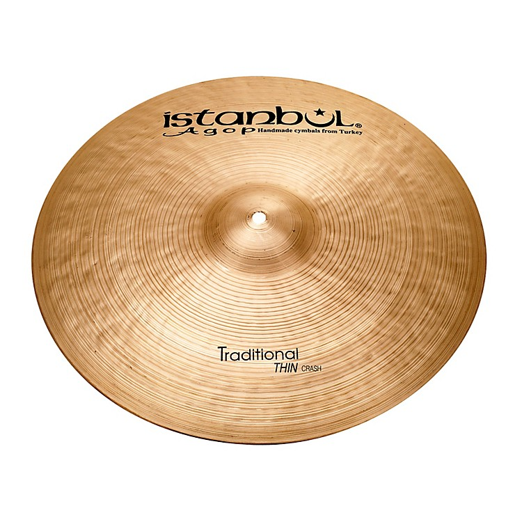 Istanbul AgopTraditional Thin Crash Cymbal20 Inch
