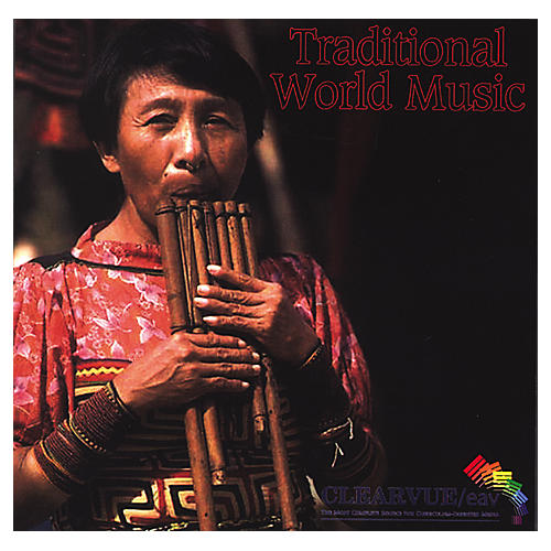 Clearvue Traditional World Music Cd-thumbnail