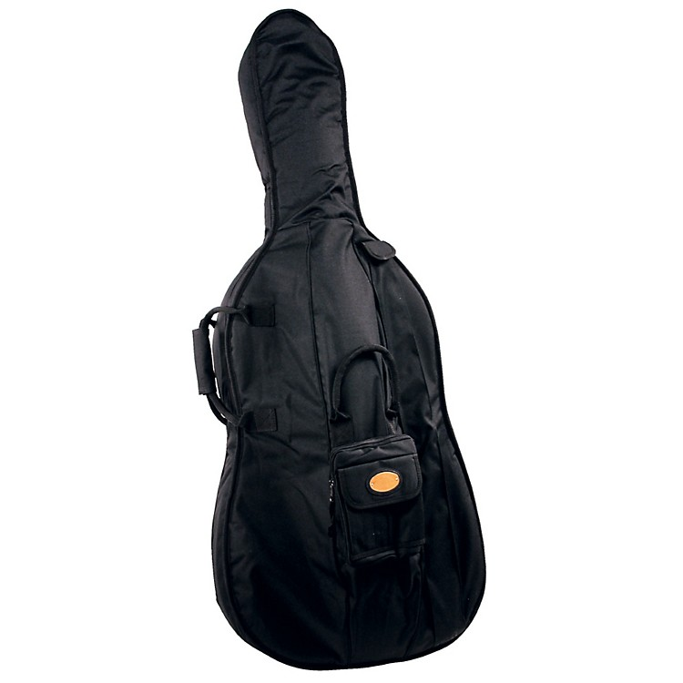 Superior Trailpak II Cello Gig Bag 1/2 Bag