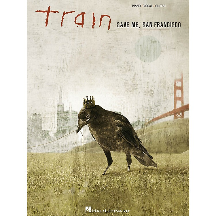 Hal Leonard Train - Save Me San Francisco PVG Songbook