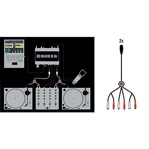 Native Instruments Traktor Scratch Multicore Cable - Mixer Segments-thumbnail