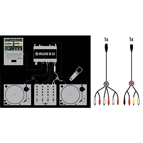 Native Instruments Traktor Scratch Multicore Cable-thumbnail