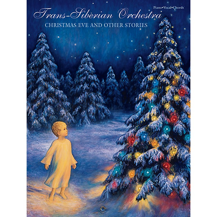 AlfredTrans-Siberian Orchestra Christmas Eve and Other Stories Piano/Vocal/Chords Book