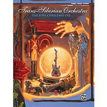 Alfred Trans-Siberian Orchestra The Lost Christmas Eve Piano/Vocal/Chords Book