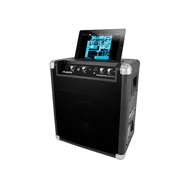 AlesisTransActive Portable Powered Bluetooth Speaker System