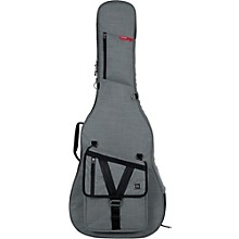 Gator Transit Series Acoustic Guitar Gig Bag Gray