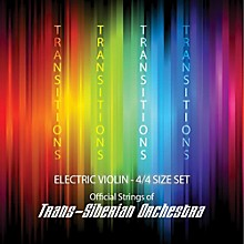 Super Sensitive Transitions Electric Violin Strings A String A 4/4
